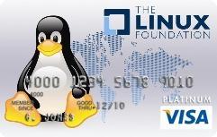 Linux Visa Card / Quelle: Pro-Linux.de
