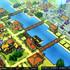Spielszene aus »Kingdoms and Castles«
