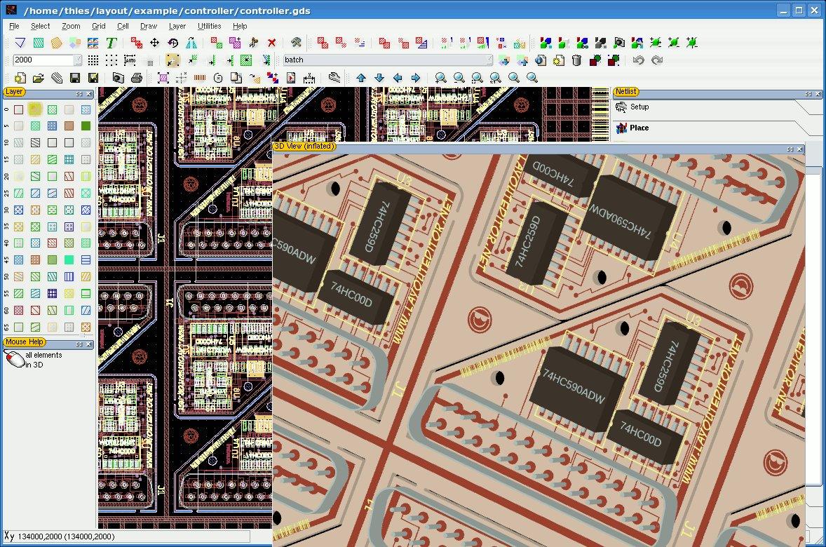 Ausgezeichnet Linux Leiterplattenentwurf Fotos - Der Schaltplan ...