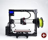 3D-Drucker LulzBot TAZ