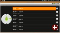 Android im Vollbildmodus unter Ubuntu
