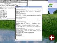 Gleich am Anfang der Installation wird nochmals auf die notwendige Windows-Lizenz und den Alpha-Status von Wine verwiesen