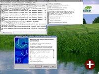 Schock für Linuxer: der Internet Explorer wird installiert!