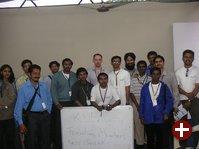 Die Gründungsmitglieder von KDE.in