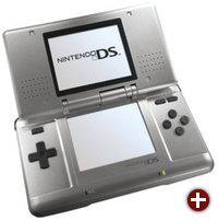 Abb. 1: Nintendo DS geöffnet