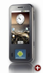Highscreen PP5420: Android und zwei Displays