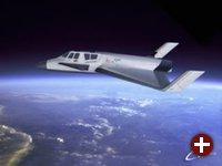 Xerus, suborbitales Shuttle