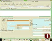 Startseite der Adressverwaltung