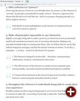 Änderungen für Mozilla-Manifest 1.0