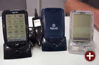 Agenda Computing startete den Verkauf des Agenda VR3 PDAs. Dieser Linux-basierte PDA ist also nun wirklich erhältlich. Wir führten auch ein kleines Interview mit dem Geschäftsführer Jürgen Schuster