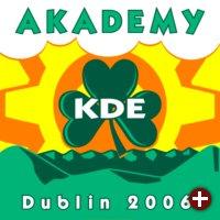 Das Logo der Akademy 2006