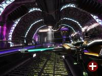Alien Arena: massenhaft ungastliche Außerirdische