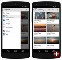 Android 4.4 mit stark erweiterter Online-Speicherung