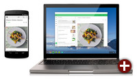 Android-Apps auf Chromebook