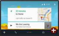 Android L im Auto