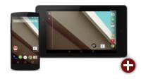 Android L, Vorschau auf die kommende Version