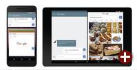 Android N auf verschiedenen Geräten