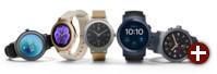 LG Watch Style und LG Watch Sport mit Android Wear 2.0