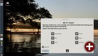 Desktop von Antix MX 15