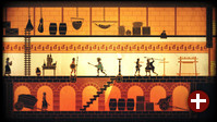 Apotheon ist eines von fünf Linux-Spielen im The Humble Gems Bundle 2
