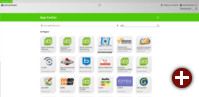 App Center von Univention Corporate Server 4.1
