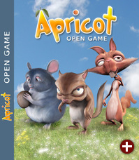 Cover von »Apricot Open Game«