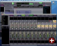 Ardour2 und Mixbus unter Mac OS X