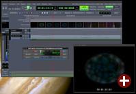 Ardour3 mit der Video Timeline von Robin Gareus