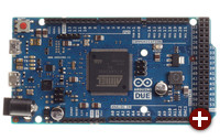 Arduino Due mit 32-Bit-ARM-CPU