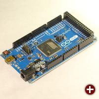 Arduino Due mit 32-Bit Cortex-M3 ARM-Prozessor