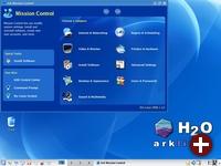 Mission Control von Ark Linux 2007.1