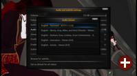 Audio- und Untertitel-Auswahl in Kodi 15.0