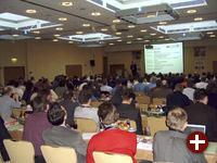 Eröffnung der Konferenz
