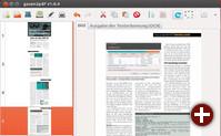 Aus Bildern PDFs backen: Gscan2pdf kann Bilderserien einlesen, sortieren und ein PDF erstellen. Die optionale Texterkennung benötigt ein externes Programm wie Tesseract-OCR