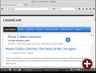 Firefox 29 - Australis-Design, neues Hauptmenü