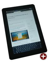 AVMultimedia auf ASUS-Tablet