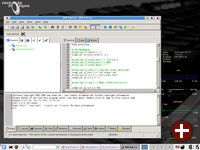 BackTrack kommt mit einer Entwickler-Toolbox