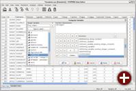 Bearbeitung von Daten in PSPP
