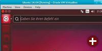 Gastsystem mit der Minimalauflösung von 640 x 480 Pixeln