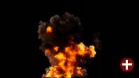 Blender 2.82 - Feuersimulation