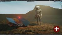 Blender 2.82 - Viewport-Anzeige
