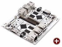 Board-Entwurf des Libre Computer Tritium