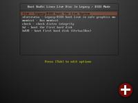 Bodhi Linux 5.0 Alpha 1 - Systemstart
