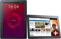 Bq Aquaris M10 Ubuntu-Edition