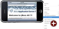 Browser-Simulator in Red Hat JBoss Developer Studio 7