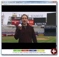 Browserfenster des »Live-Plugins«