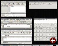 Simplix mit Büro-Anwendungen