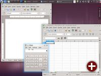 Calculate Linux KDE