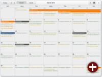 California: Neue Kalender-Anwendung für Gnome