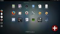 CentOS 7 GNOME